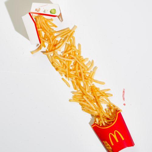 麥當勞作品集